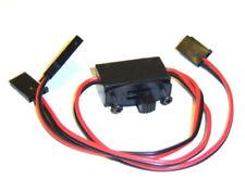 Interruptores y conectores para vehículos de radiocontrol Futaba