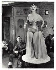 "Kim Stanley ""BUS STOP"" Crahan Denton / William Inge 1955 Broadway Press Photo"