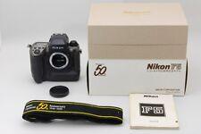 Nikon F5 Camera 50th Anniversary SLR Film Camera =MINT in BOX= from japan #530