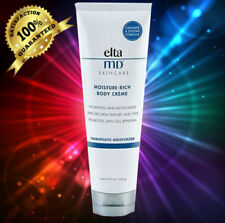 Elta MD Moisture Rich Body Creme, 8 Ounce SEALED