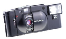 Olympus XA avec Zuiko 35 mm F 2,8 + Flash a11 Rangefinder Tested and working