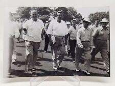 Vintage Babe Ruth Golf Outing Photograph 4x6 Rare