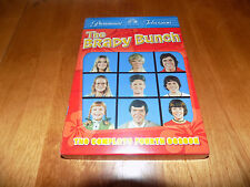 THE BRADY BUNCH The Complete Fourth Season 4 TV Series Classic 4Disc DVD SET NEW