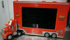 Rare Disney Cars C1500LTN TV Television Mack Movie Red Truck