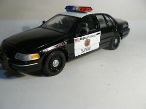 San Diego California Police Patrol Car  Collision Investigations  1:27 Custom