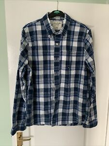 Mans ABERCROMBIE & FITCH Check Shirt. Size XXL. Brand New With Tag