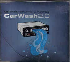 La Tchak-Car Wash 2.0 cd maxi single