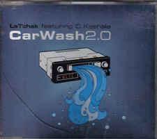 La Tchak-Car Wash 2.0 cd maxi single