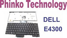 NEW DELL US Black Keyboard for Latitude E4300 with Point Stick and Frame