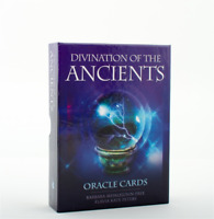 Divination of the Ancients Tarot CARD DECK + Booklet BLUE ANGEL