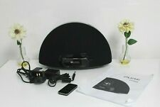 """Pure """"Contour 200i Air"""" Quality iPod, iPhone, iPad Docking Station MP3 'Speakers"""