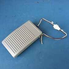 Aluminum Momentary Electric Power  Foot Pedal Switch, w16, g223