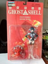 Ghost In The Shell Motoko Kusanagi Hard Disk Figure Clear Legs Variant MOC