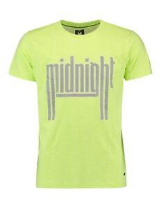 Herren T-Shirt Hailys Men Neon Gelb Gr. S - XXL