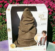 Harry Potter Animated Talking Sorting Hat Mouth Moves % New