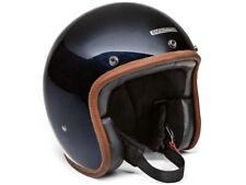 B-Ware: BMW Jet Helm Bowler (dunkelblau metallic), Größe 57/58