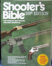 Shooters Bible 109th Edition  The World's Best Selling Firearms Reference NEW