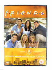 Friends Series 8 Episodes 5-8 - DVD R2 PAL - New & Sealed