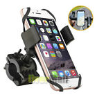 USA 360° Adjustable Motorcycle Bike Bicycle For MTB GPS Cell Phone Holder Mount