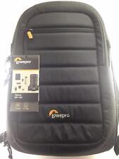 Lowepro Tahoe BP 150 Backpack, for DSLR or DJI Mavic Drone w/Camera, Black