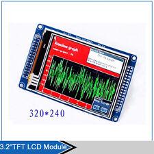 "WB-3.2"" TFT Color LCD module+ Touch Pane 262k [240*320] DataFlash,8/16 bit mode"
