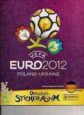 Panini EM 2012 in Polen/Ukraine aus Liste 20 Sticker aussuchen Coca-Cola Glitzer