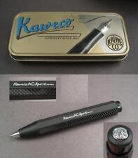 Kaweco CARBONIO Sport penna a sfera in alluminio in nero
