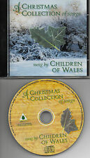 A CHRISTMAS COLLECTION OF SONGS SUNG BY CHILDREN OF WALES