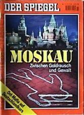 SPIEGEL 11/1995 Die russische Mafia