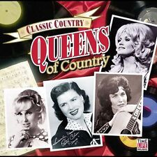 Classic Country: Queens of Country by Various Artists (CD, Oct-2003,...