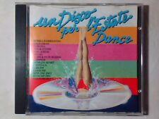 CD UN DISCO PER L'ESTATE DANCE CORONA AVA & STONE CAPPELLA MO-DO CULTURE BEAT