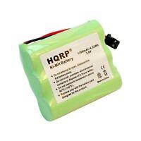 HQRP Téléphone Batterie Pour Uniden BT905 BT-1006 BT1006