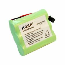HQRP Phone Battery for Uniden BT905 BT-1006 BT1006