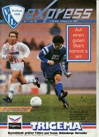 BL 91/92 VfL Bochum - 1. FC Köln