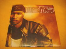 Cardsleeve Single CD USHER U Remind Me / I Don't Know 2TR 2001 r & b FT P. DIDDY