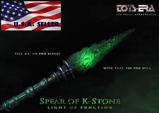"IN STOCK 1/6 Green Kryptonite Spear LED Light Up For 12"" Hot Toys Phicen Batman"