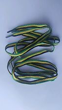 Flat Boot Rasta Jamaica Shoe Laces - a pair - 90cm shoelaces