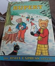 Rupert the Bear the daily express annual 1974