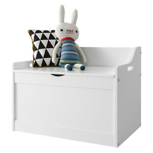 Kids Toys Box Chest Storage Box Container Children Clothes Organiser Cabinet