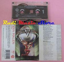 MC VAN HALEN 5150 1986 usa WARNER BROS 9 25394 4 no cd lp dvd vhs