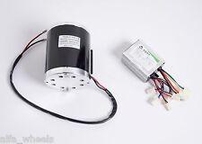 800 W 36 V electric motor kit w bracket speed controller f scooter gokart o DIY