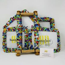 Travel Camping Grime Guards Trailer Q-Snap Frame-Cross Stitch//Needlecraft