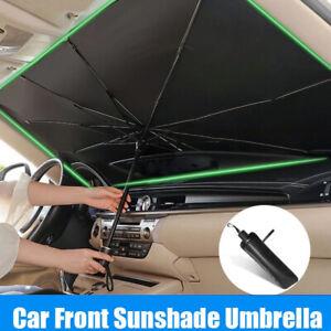 Windshield Sunshade Car Cover Sun Shade Front Windows Mount Umbrella Universal