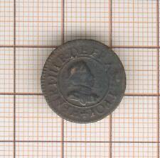 Henri III Denier tournois type non daté