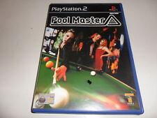 PlayStation 2  PS 2  Playstation 2 Pool Master
