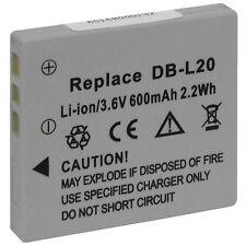 5wh Li-ion negro Bateria para Nikon tipo en-el11 3,7v 680mah//2