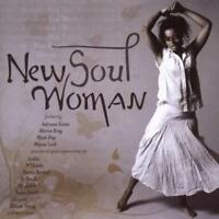 NEW SOUL WOMAN Various Artists NEW & SEALED 2x CD MODERN SOUL (EXPANSION) R&B