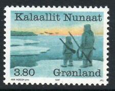 GREENLAND MNH 1987 SG171 Fishing,Sealing and Whaling Industries Year