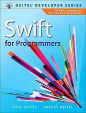 NEW Swift for Programmers (Deitel Developer Series) by Paul J. Deitel