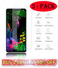 3-Packs 9H Tempered Glass Screen Protector Film For LG G5 G6 G7 G8 G8S ThinQ